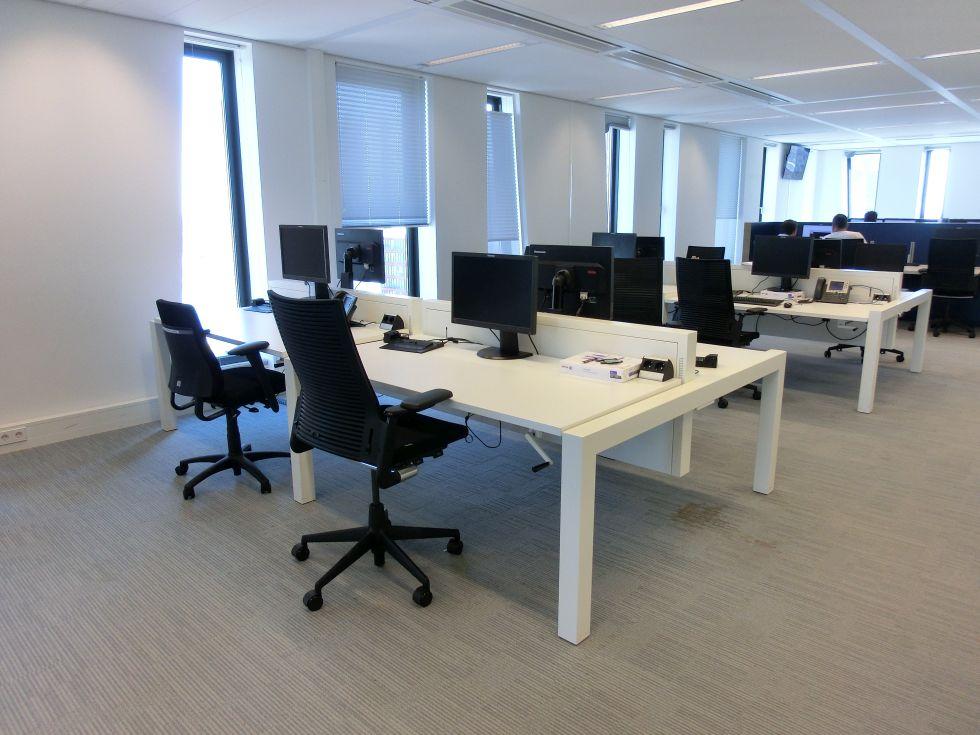 Forschungsprojekt Office 21 Zukunft Der Buro Und Wissensarbeit