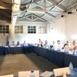 Office 21 Projektmeeting in Lissabon im Village Underground