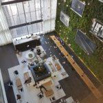 Lobby Deloitte Hub Lissabon