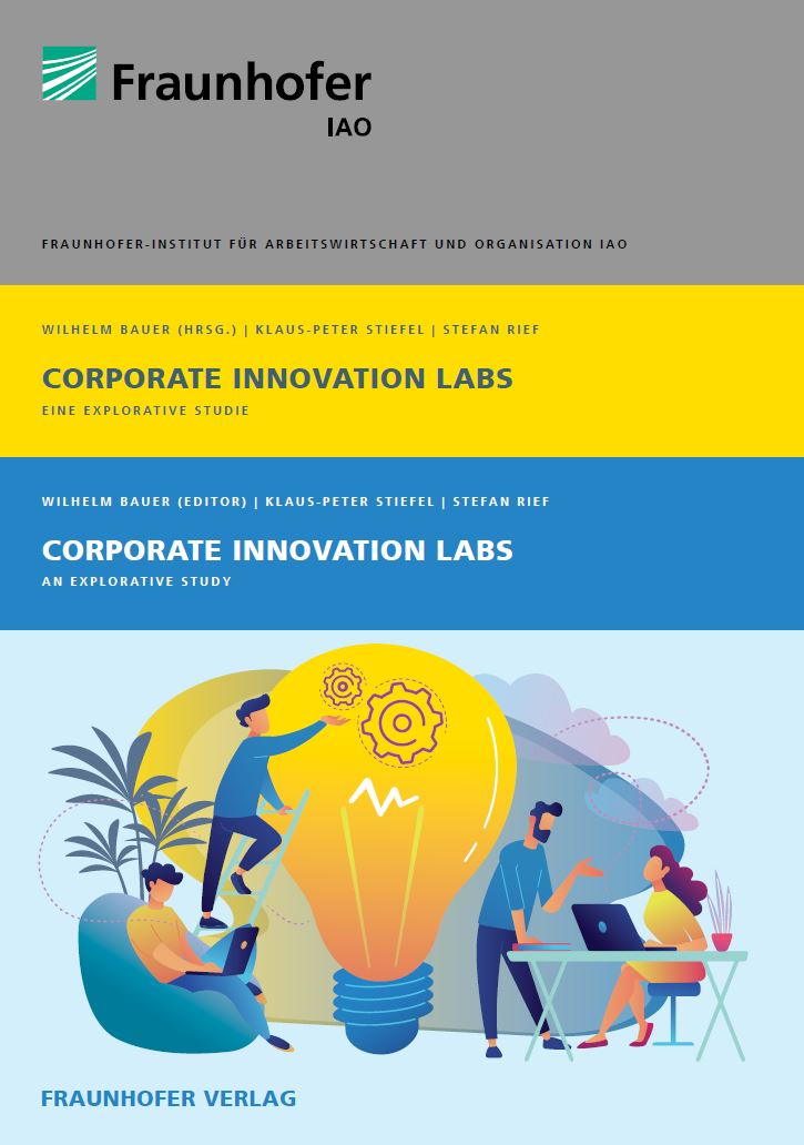 Studie Corporate Innovation Labs